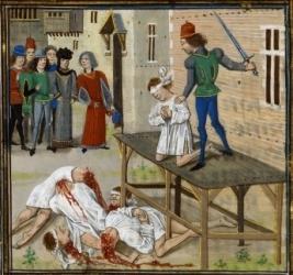 Exécution_d'Olivier_IV_de_Clisson_(1343)